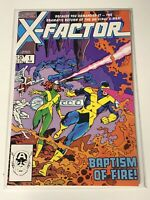 X-FACTOR #1 1ST APPEARANCE OF FIREFIST RUSSELLL COLLINS & CAMERON HODGE MARVEL