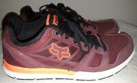 FOX Racing MENS MOTION ELITE 2 CROSS Training Shoes 9.5 FREE SHIPPING