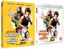 Wheels on Meals Blu-ray UK BLURAY