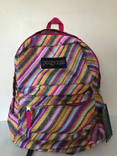 NEW! JANSPORT SUPERBREAK MULTI TEXTURE SCHOOL TRAVEL WORK BACKPACK BAG SALE