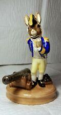 2003 Royal Doulton Bunnykins Captain Shipmates Collection Figurine Db 319 Bunny