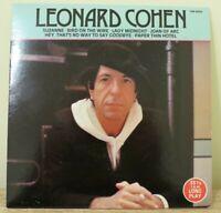 Leonard Cohen 7'' Mini LP