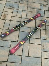 Salomon skis with bindings in excellent condition