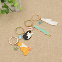 Fashion Animal Pendant Key Ring Keychain Car Key Bag Accessories Purse Bag Charm