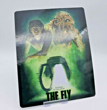 THE FLY  - Glossy Bluray Steelbook Magnet Cover NOT LENTICULAR