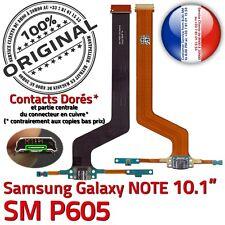 ORIGINAL NOTE SM P605 Port USB Connecteur de Charge Microphone Chargeur Prise