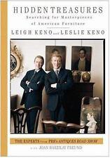 Hidden Treasures Leigh and Leslie Keno Hc/Dj  Like New