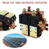 SALE!!  SW182 Style Reversing Contactor / Solenoid - 24V generic