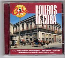 (GL884) This Is Cuba, Boleros de Cuba, 17 tracks - 1999 CD
