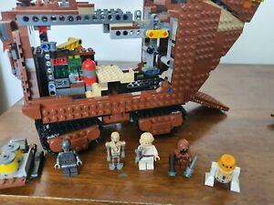 LEGO Star Wars Sandcrawler (75220) Retired set