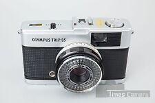 Olympus Trip 35 35mm Point & Shoot Camera w/ D.Zuiko 40mm f/2.8 Lens