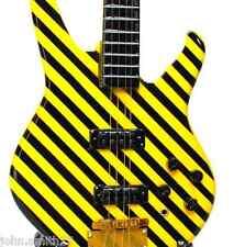 Miniature Guitar Tim Gaines Stryper Headless Bass Signature