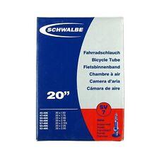 Schwalbe SV7 tubo interno 20 POLLICI x standard.5-Bici pieghevole a-VALVOLA PRESTA