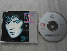CD-FANCY-WHEN GUARDIAN ANGELS CRY-SENTIMENTAL AGENT-(CD SINGLE)-3 TRACK-CD MAXI