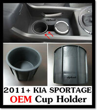 OEM Console Cup Holder Rubber Holder for 2011-2016 KIA SPORTAGE