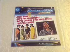 """LA GRANDE STORIA DEL ROCK 52 (LP) """"JAN&DEAN/LABELLE/SOLITAIRES/JAY& TECHNIQUES"""""""