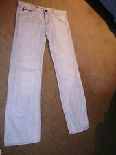 Miss Sixty Size 30 Light Blue Jeans Womens