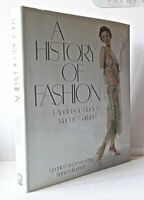 History of Fashion by Garland, Madge Hardback Book The Fast Free Shipping