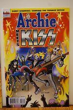 ARCHIE MEETS KISS Comic PART 1 Gene Simmons Peter Criss Paul Stanley Ace # 627