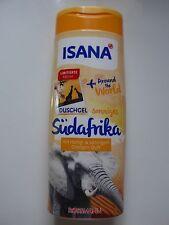 Isana Duschgel sonniges Südafrika Honig Orange Duft Limitierte Edition 300 ml
