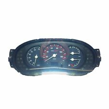Renault Clio II 1.2 8v Mk2 99-2001' essence Speedo horloges Instrument (FreeP & P)