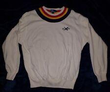 Ralph Lauren RLPC White Sweater Mens Sweater Large