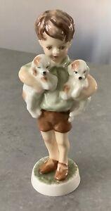 Royal Worcester Figurine - Threes Company Figure