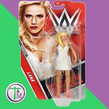 WWE Lana Mujeres RAW MATTEL NUEVO Básico Serie 75 Figura de acción Lucha Libre