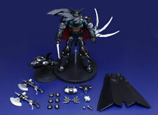 Fewture EX Gokin Black Getter Robot Ryoma Mode Repainted Ver Changing Set New
