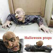 Crawling Zombie Haunted Horror House Props Scary Halloween Decorations New 1pc
