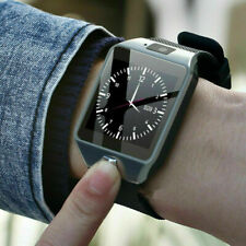 New Smart Watch & Phone with Camera Texting For iPhone Samsung LG HTC Motorola