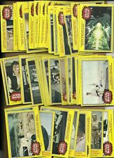 1977  STAR WARS  3rd  SERIES  SET  +  ( 4 ) STICKERS