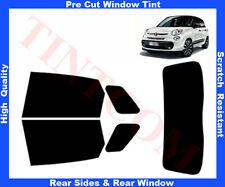Pellicola Oscurante Vetri Fiat 500L 5 Porte 2012-... 5%, 20%, 35% o 50%