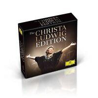 THE CHRISTA LUDWIG EDITION (LIMITED EDITION)  12 CD NEU
