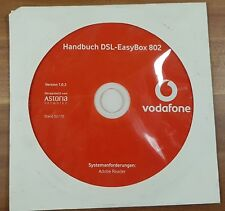CD Handbuch DSL-EasyBox 802 Vodafone 1.0.2