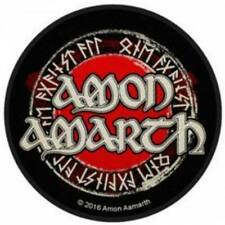 Amon Amarth - Runes Aufnäher Patch Viking Melodic Death Metal Kutte