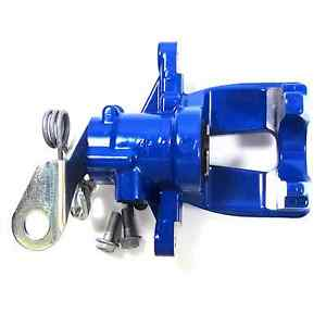 VAUXHALL CORSA VXR BRAKE CALIPER BLUE RH REAR NEW GENUINE RARE PART 93192466