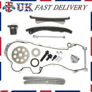 FIT VAUXHALL COMBO C 1.3 CDTi DIESEL TIMING CHAIN KIT SPROCKETS GEARS TENSIONER