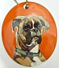 "Nwt Dept 56 Go Dog Collectible Boxer Ornament Decoration Ceramic 3.5"""