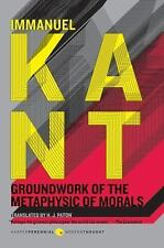 The Groundwork of the Metaphysic of Morals by H. J. Paton and Immanuel Kant (200