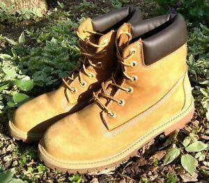 Timberland men's 6-inch premium waterproof boots Size 5 mens
