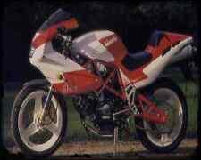 Bimota Db2 93 1 A4 Metal Sign Motorbike Vintage Aged