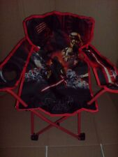 STAR WARS REVENGE OF THE SITH DIRECTORS STYLE GARDEN CHAIR 55171 AGE 3+ NEW V#5