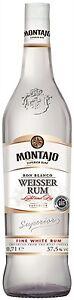 (9,99€ / 1L) MONTAJO Weißer Rum 37,5% 0,7 Liter