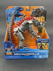 """Monsterverse MECHAGODZILLA 6"""" King Kong vs Godzilla NEW 2021 FREE SHIPPING"""