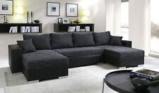 Sofa Couchgarnitur Couch Sofagarnitur Diego 3 U Wohnlandschaft Schlaffunktion
