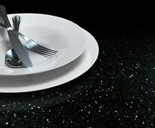 Black andromeda gloss sparkle kitchen worktop DELIVERY AVAILABLE WINTER SALE