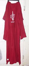 "Cleveland CAVS & Keybank Snuggie Blanket Robe RED Fleece 68 x 50"" Logo"