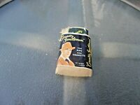 Vintage Country Gentleman Pipe and Cigarette Tobacco Bag with Label 1 1/2 cent
