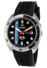Rotary AGS90080 Aquaspeed GT Monza Racing Men's Swiss Made Automatic Watch NEW